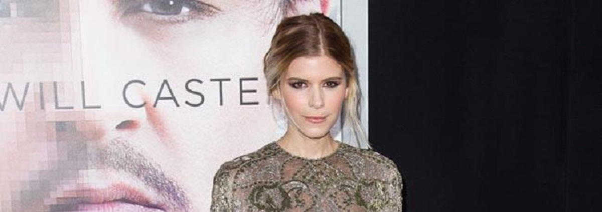 The Fantastic Four 2015: Kate Mara als 'Sue' Storm - im 'Fantastic Four' Reboot!
