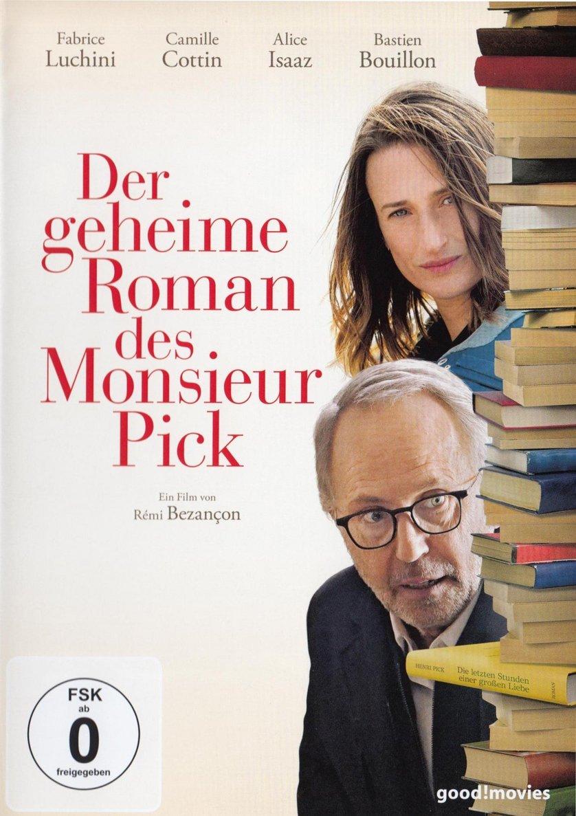 Der Geheime Roman Des Monsieur Pick Dvd Blu Ray Oder Vod Leihen Videobuster De