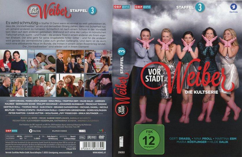 Vorstadtweiber Staffel 3 Dvd Oder Blu Ray Leihen Videobuster De