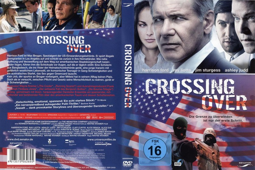 crossing over der traum von amerika