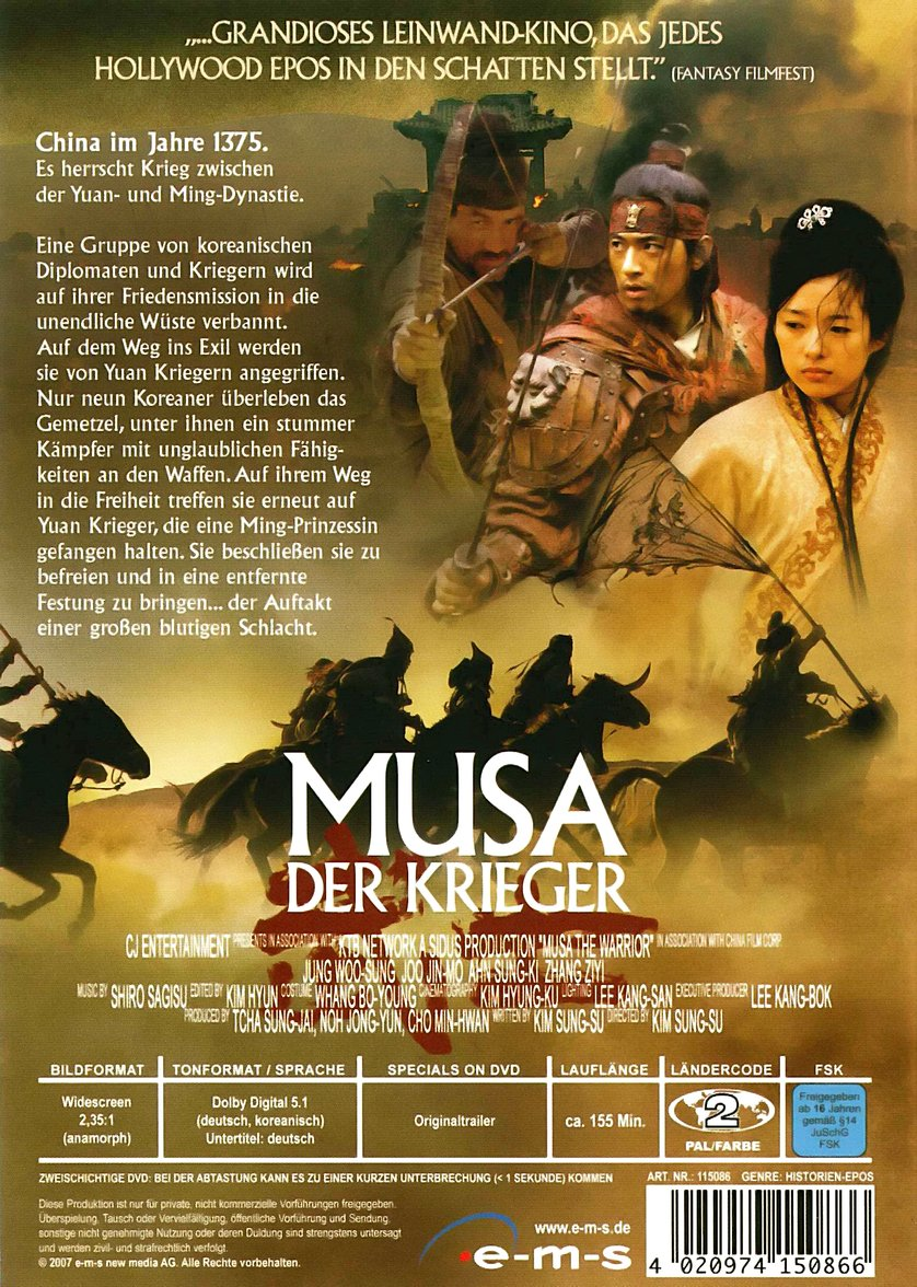 Musa – Der Krieger