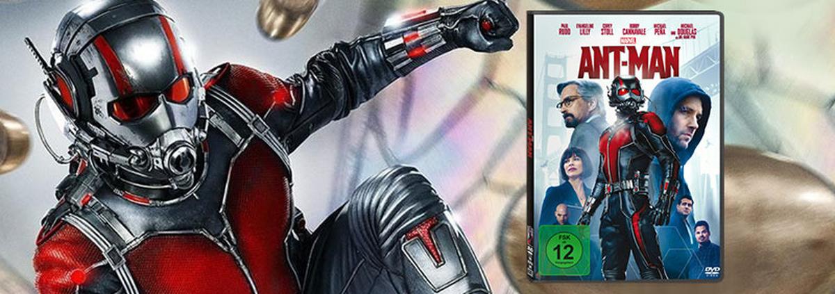 Ant-Man: Vom Trickbetrüger zum Superhelden