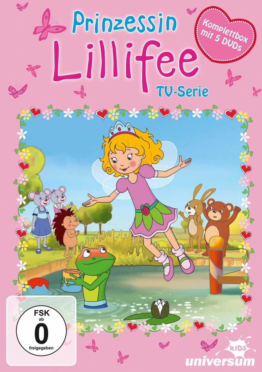 Prinzessin Lillifee Video