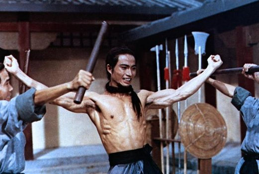 Die Todesfäuste der Shaolin - Die tödlichen Fäuste der Shaolin