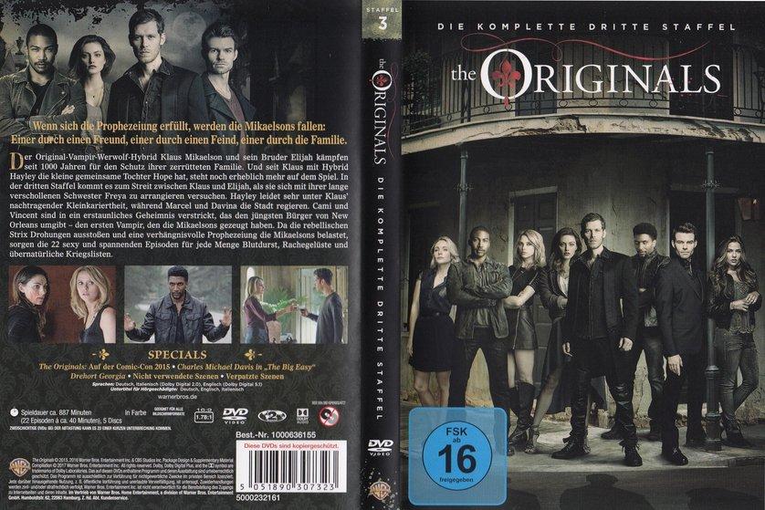 The originals staffel 3 dvd oder blu ray leihen for The originals staffel 4