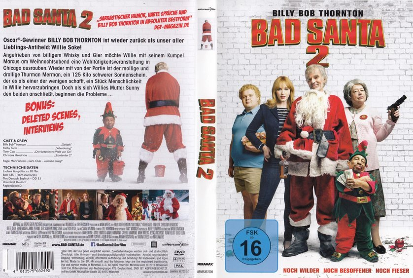 bad santa stream deutsch