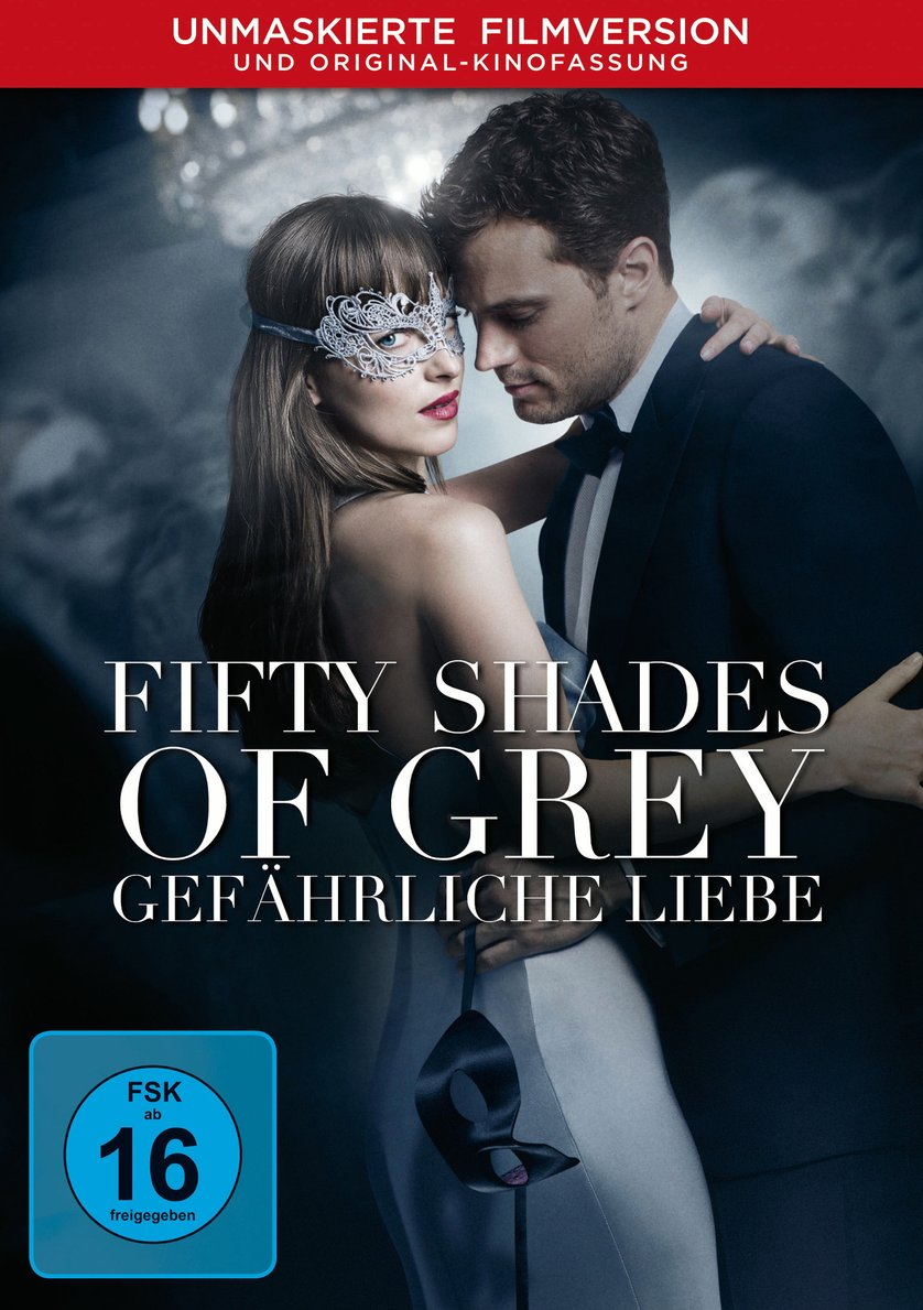 fifty shades of grey 2 gef hrliche liebe dvd oder blu ray leihen. Black Bedroom Furniture Sets. Home Design Ideas