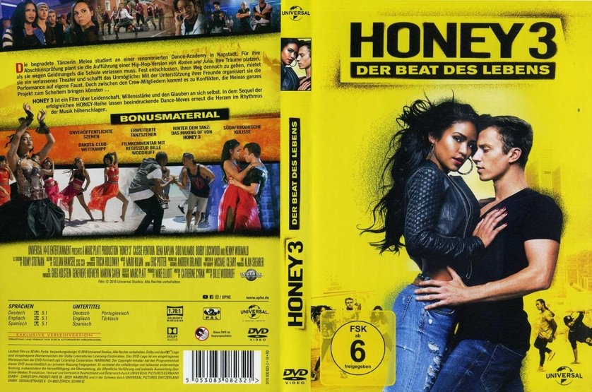 Honey 3 Stream Deutsch