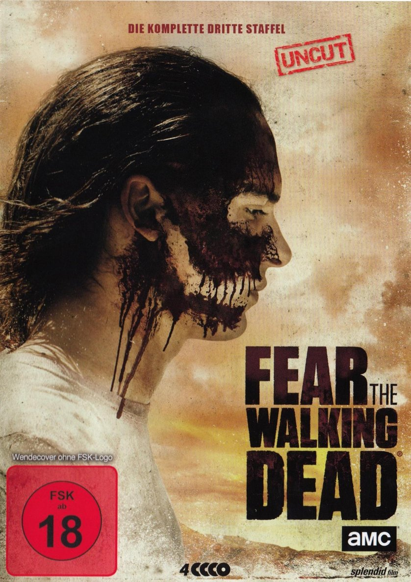 Fear The Walking Dead Staffel 3 Dvd