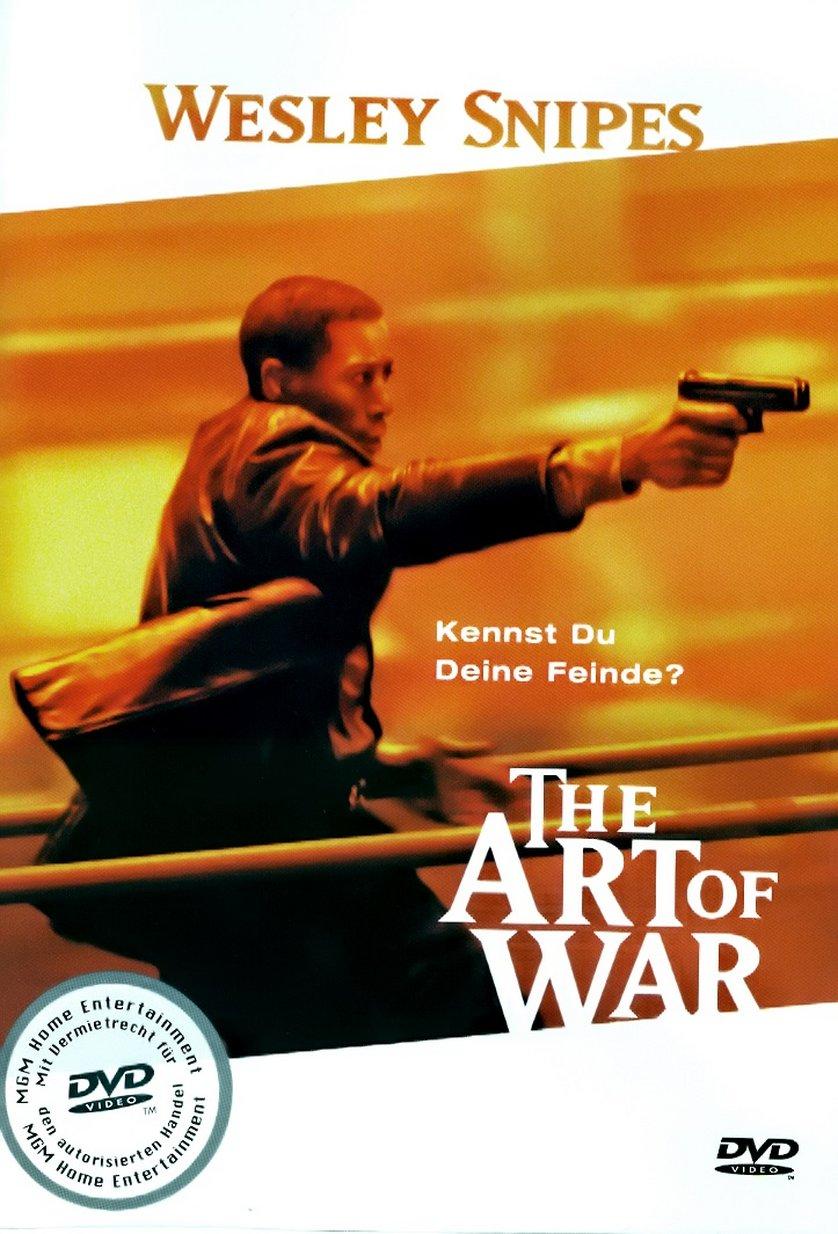 The Art Of War Dvd Oder Blu Ray Leihen