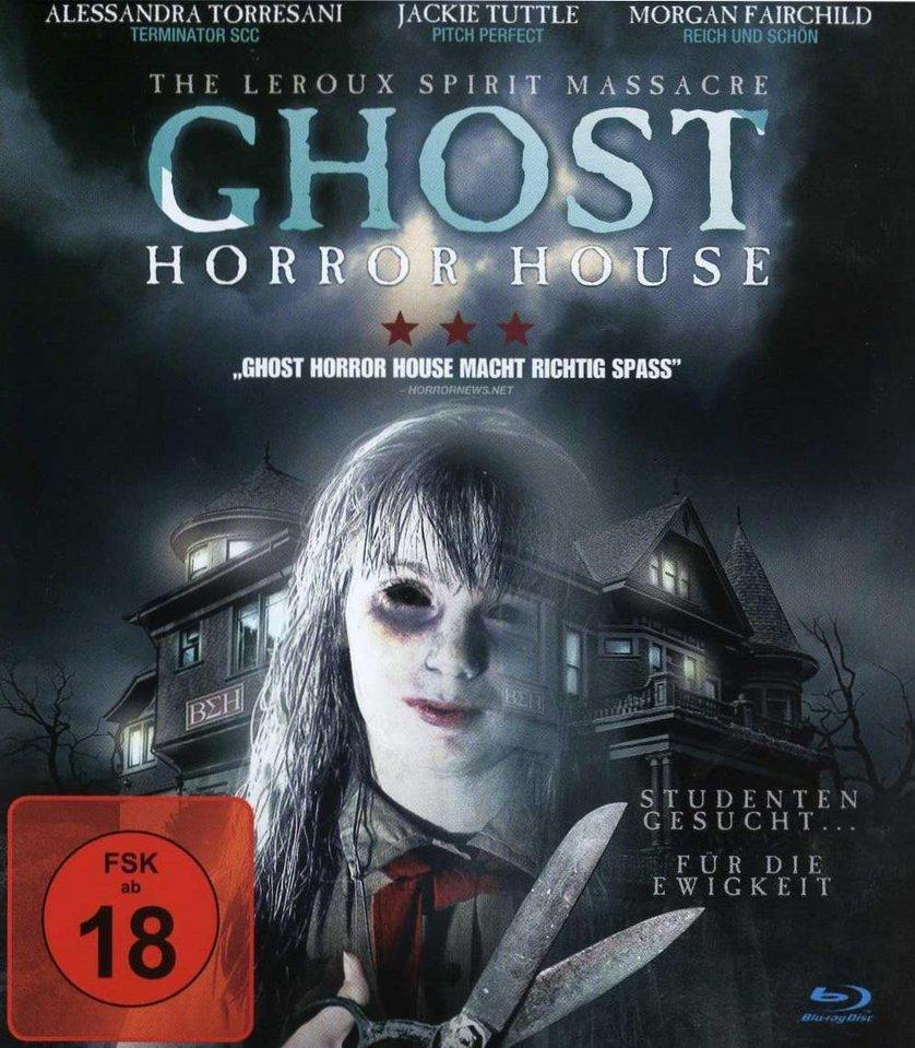 Ghost Horror House: DVD Oder Blu-ray Leihen