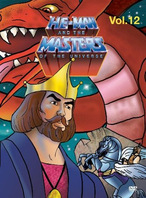 He-Man and the Masters of the Universe - Volume 12