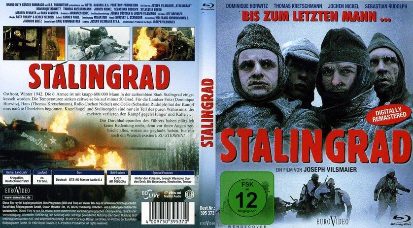 stalingrad 1993 dvd