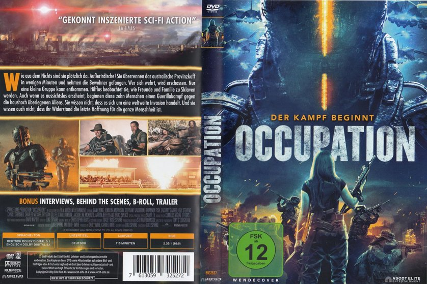 occupation trailer deutsch