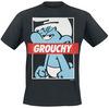 Die Schlümpfe Grouchy powered by EMP (T-Shirt)