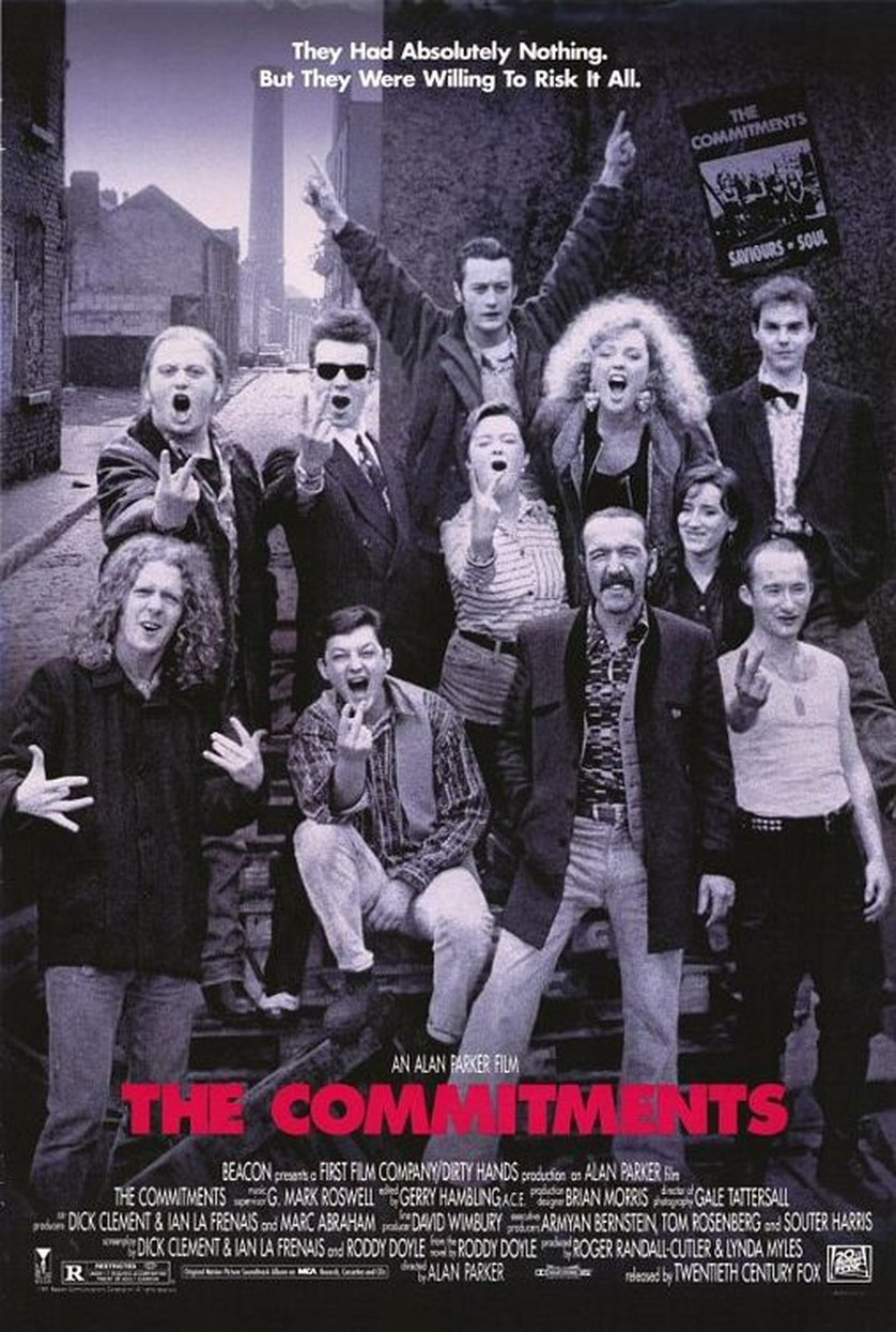 Die Commitments: DVD oder Blu-ray leihen - VIDEOBUSTER.de