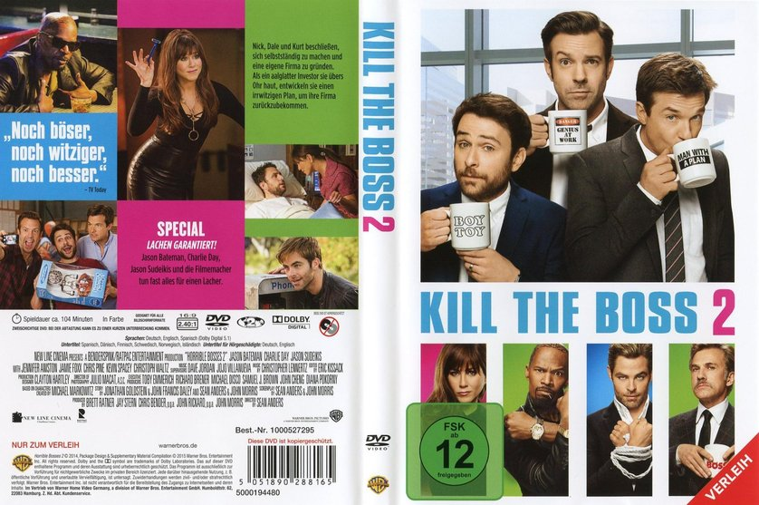 Kill The Boss 1