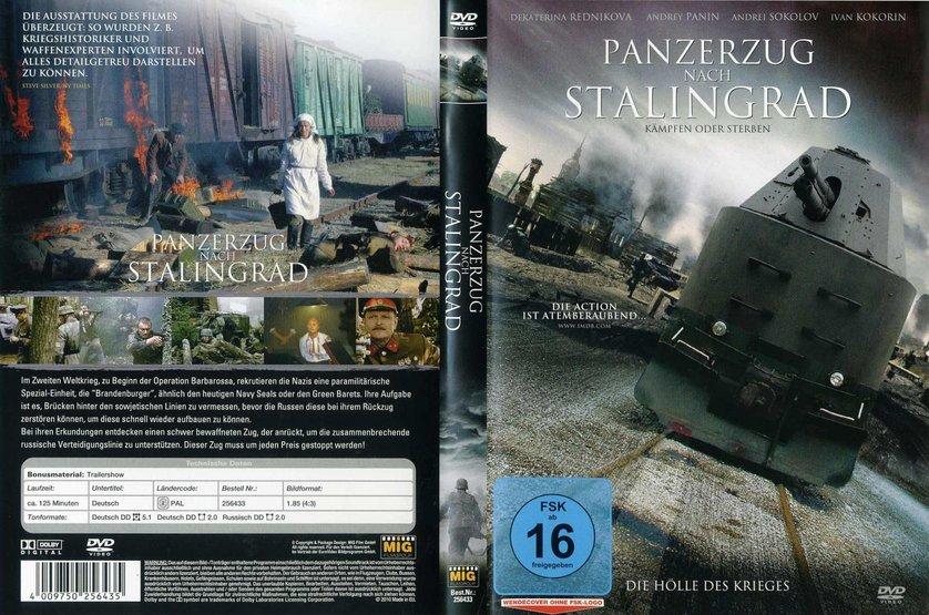 Panzerzug Nach Stalingrad