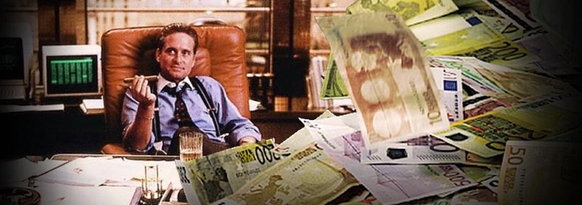 Geld regiert die (Film)Welt: Führ mich zum Schotter! Mit DVD-Hits an die Wall Street
