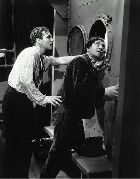 Die Marx Brothers in der Oper