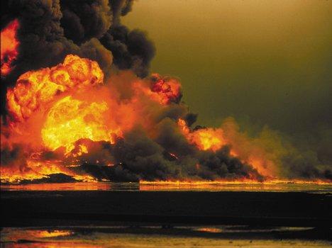 IMAX - Das Flammenmeer von Kuwait