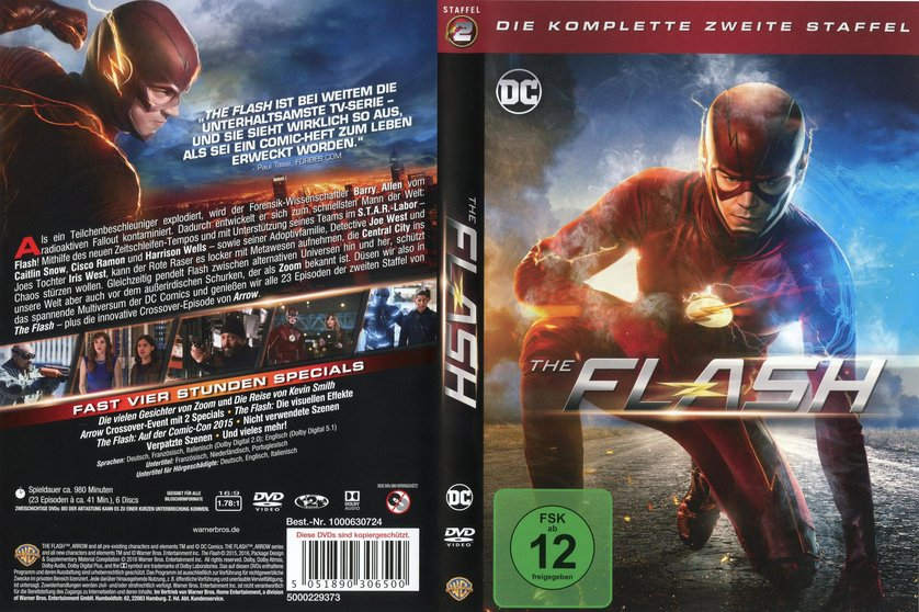 flash staffel 4 amazon kaufen