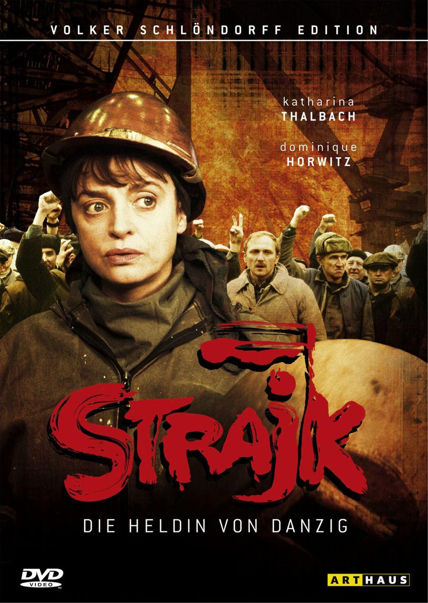 Strajk Dvd Oder Blu Ray Leihen Videobuster De