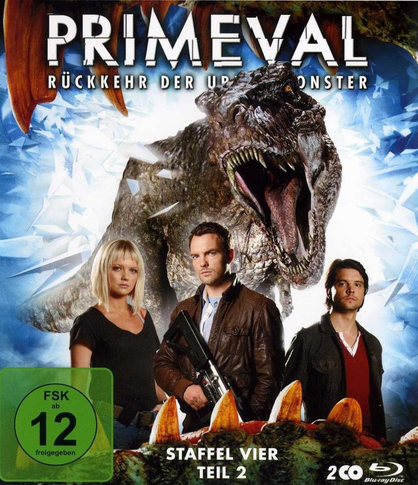 Primeval Staffel 6