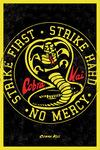 Cobra Kai Emblem powered by EMP (Poster)