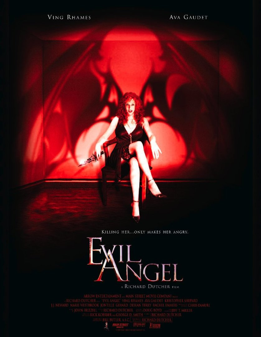 Evil Angel: DVD oder Blu-ray leihen - VIDEOBUSTER.de