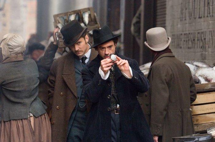 Auf DVD und Bluray Holmes und Watson ermitteln wieder