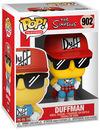 Die Simpsons Duffman Vinyl Figur 902 powered by EMP (Funko Pop!)