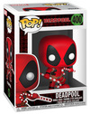 Deadpool Deadpool (Holiday) Vinyl Figure 400 powered by EMP (Funko Pop!)