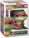 Teenage Mutant Ninja Turtles Raphael Vinyl Figur 19 powered by EMP (Funko Pop!)