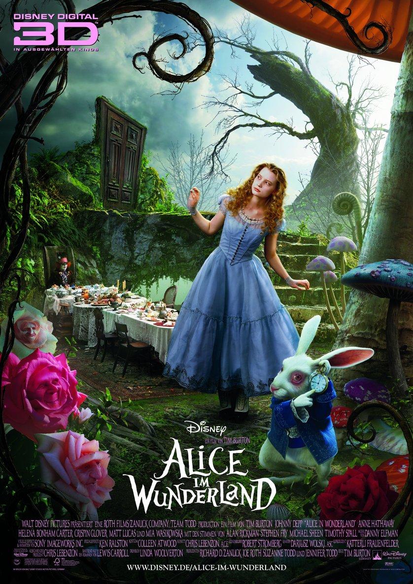 Alice Im Wunderland Kritik