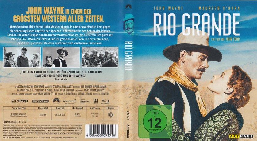 rio grande ganzer film deutsch