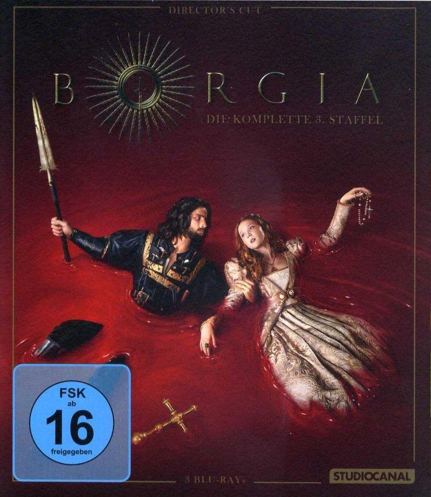 Borgia Staffel 3