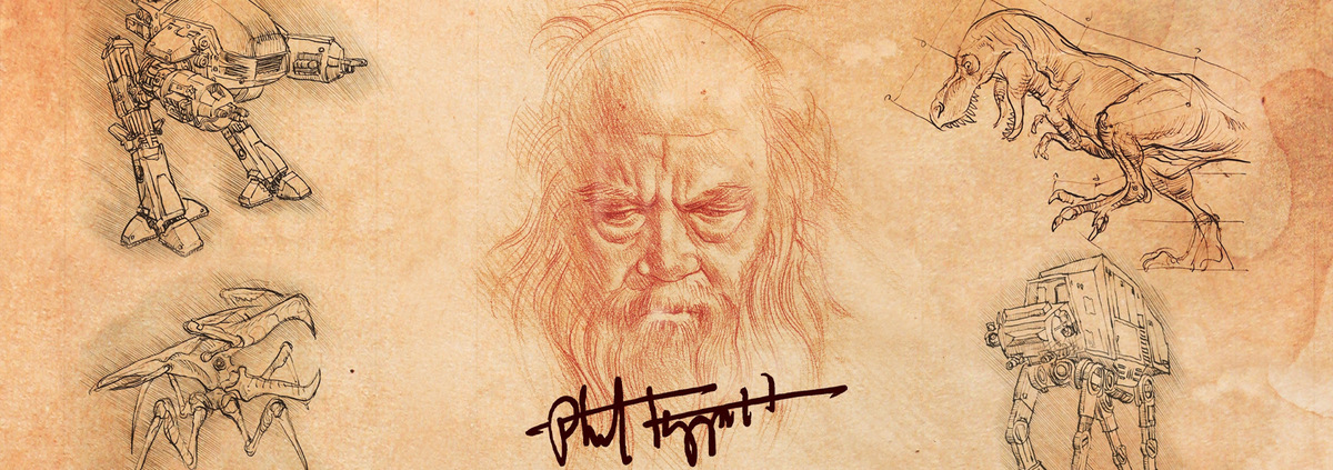 Phil Tippett - Meister der Kreaturen: Effekt-Maestro von STAR WARS, ROBOCOP, JURASSIC PARK
