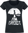 Guardians Of The Galaxy I Am Groot powered by EMP (T-Shirt)