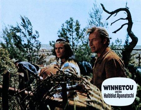 Winnetou und das Halbblut Apanatschi