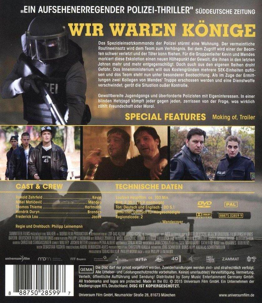 Wir Waren Könige Dvd Blu Ray Oder Vod Leihen Videobusterde