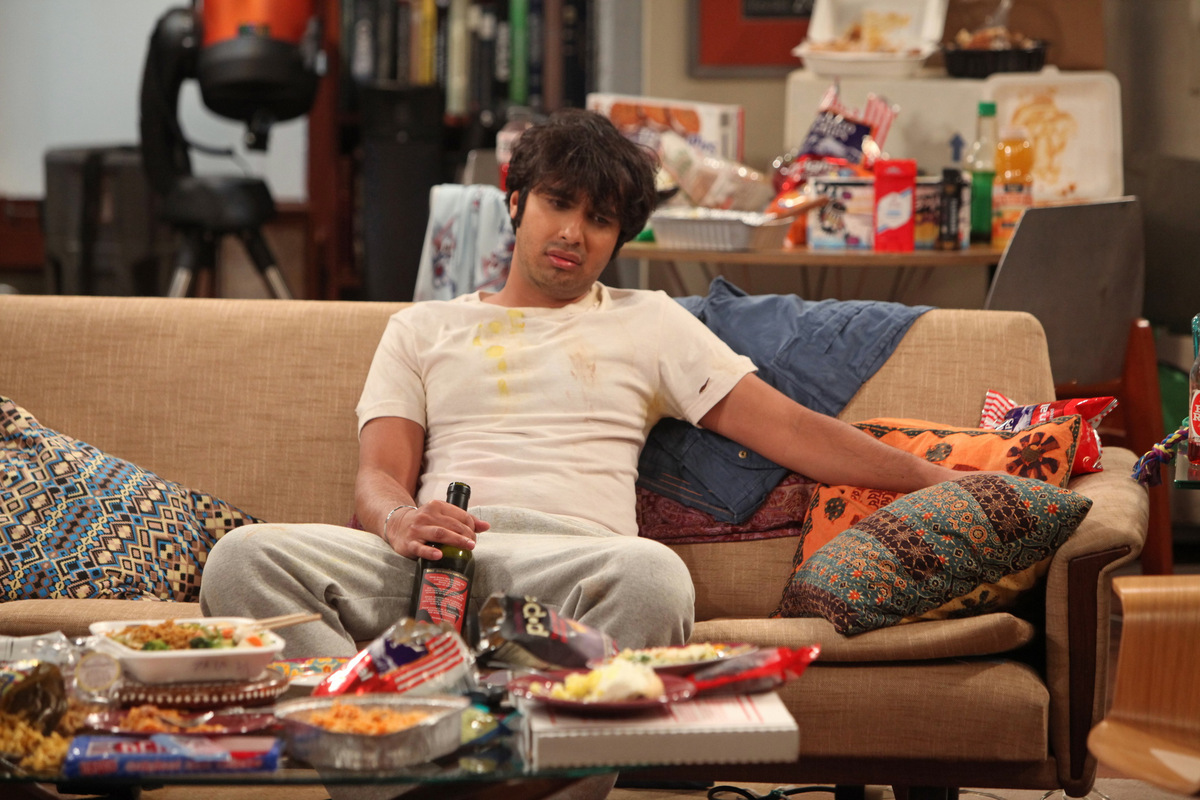 'The Big Bang Theory - Staffel 6' © Warner Home Video 2012