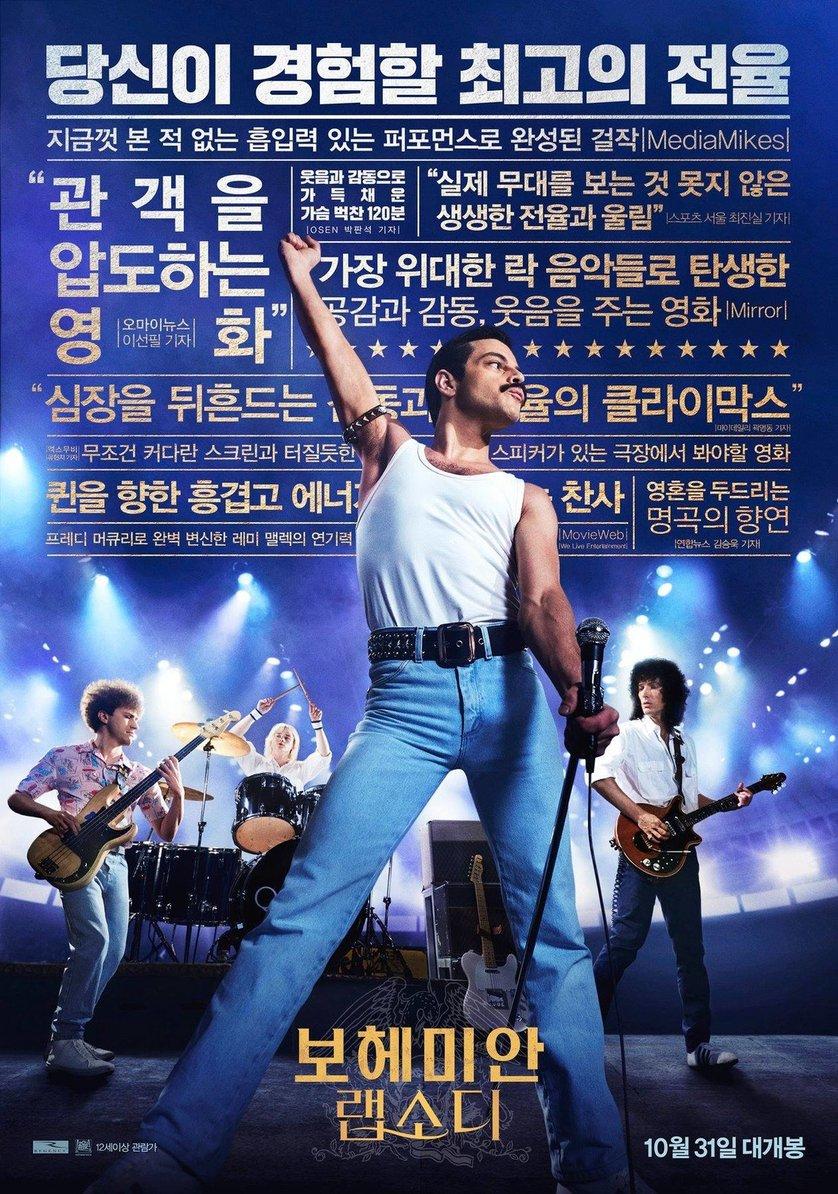 Bohemian Rhapsody Dvd Oder Blu Ray Leihen Videobusterde