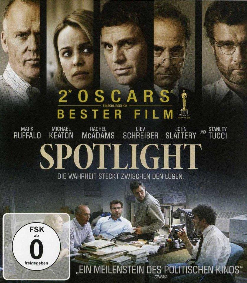 Spotlight Film Deutsch