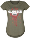 The Walking Dead Blood Hand powered by EMP (T-Shirt)