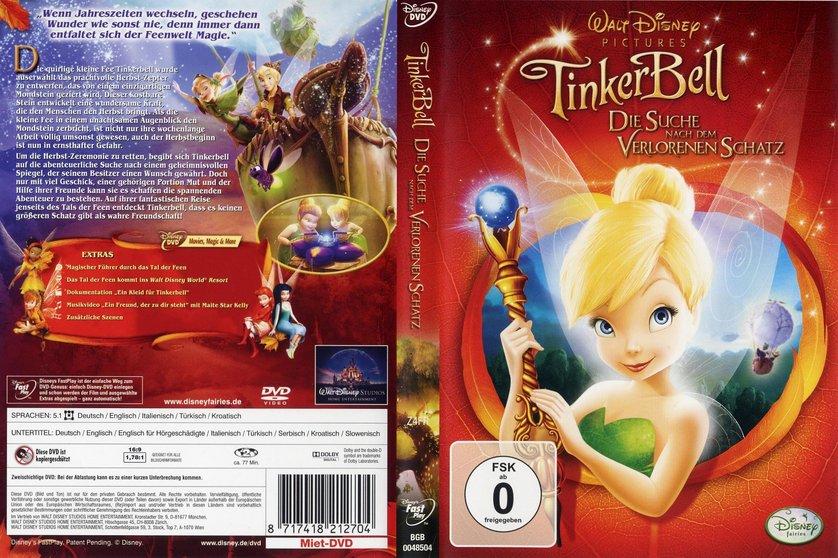 Tinkerbell Die Suche Nach Dem Verlorenen Schatz Ganzer Film Deutsch