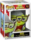Monster AG Alien Remix - Roz Vinyl Figur 763 powered by EMP (Funko Pop!)