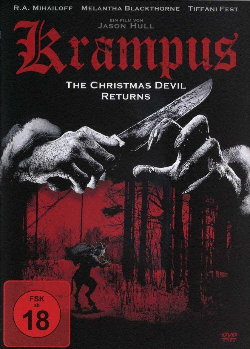 krampus the christmas devil returns