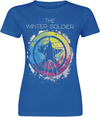 The Falcon And The Winter Soldier The Winter Soldier powered by EMP (T-Shirt)