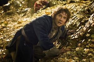 Martin Freeman in 'Der Hobbit - Smaugs Einöde' © Warner 2013